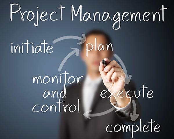 1Projektverwaltung